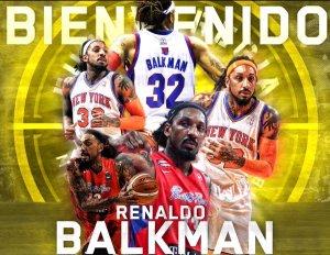 Fuerza Regia da la bienvenido a Renaldo Balkman