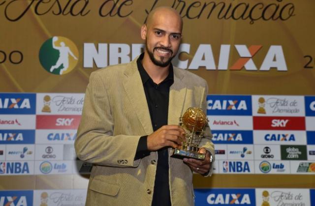 Marquinhos Vieira (Foto: João Pires/LNB)