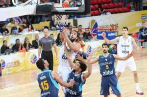 Marcos Delía (Foto: FIBA)