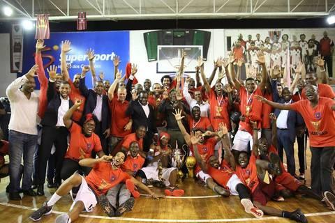 1º Agosto, campeón del BIC Basket 2016 (Foto: 1º de Agosto)