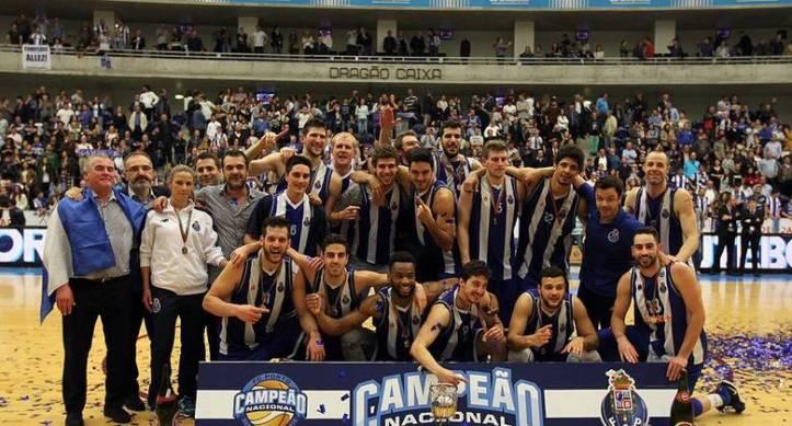 Moncho López y Porto, campeones en Portugal (Foto: Sportflash/FPB)