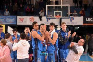 Los pibes de Bahía Basket (Foto: Prensa Bahía Basket)