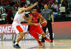 Erik Carrasco (Foto: FIBA)