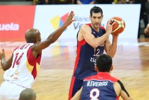 Miguel Ruiz y José Fabio (Foto: FIBA)
