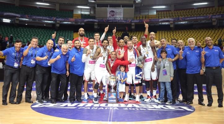 Puerto Rico, campeón del Centrobasket 2016 (Foto: FIBA)