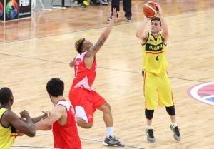 Rodrigo Caicedo (Foto: FIBA)