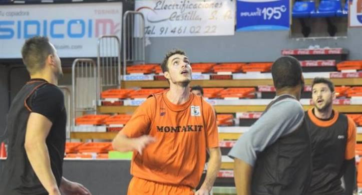 Leonardo Demetrio (Foto: Baloncesto Fuenlabrada)
