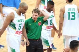 Lucas Mariano y Gustavo de Conti (Foto: FIBA)