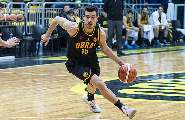 Selem Safar (Foto: Prensa Obras Basket)