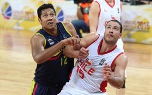 Juan Fontena y Didier Pérez (Foto: FIBA)