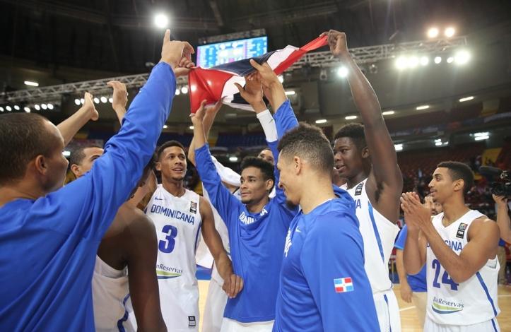 República Dominicana, bronce en el Centrobasket 2016 (Foto: FIBA)