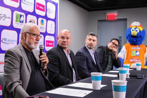 La nueva administración de Santurce (Foto: Media Day Cangrejeros)