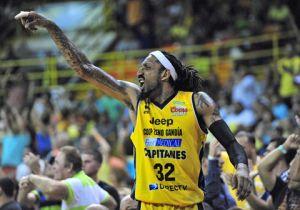 Renaldo Balkman (Foto: Prensa Capitanes)