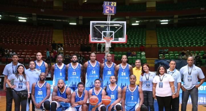 Correcaminos de Colón (Foto: FIBA)