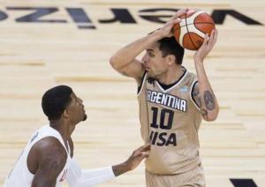 Carlos Delfino (Foto: USA Basketball)