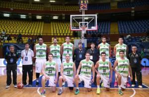 Gimnasia Indalo en la LDA 2016 (Foto: FIBA)