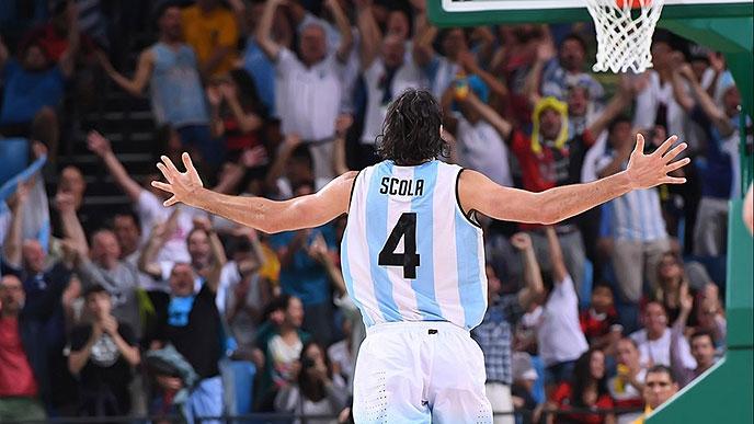 Luis Scola (Foto: FIBA)
