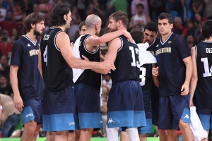 Scola, Ginobili y Nocioni (Foto: FIBA)