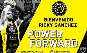 Ricky Sánchez