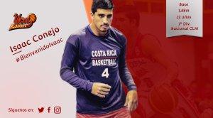 Isaac Conejo (Foto: @ucacb)
