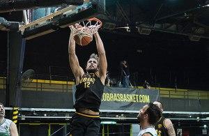Marcos Delía (Foto: Obras Basket)