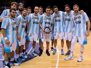 Argentina se impuso en el Súper 4 de Córdoba (Foto: CABB)