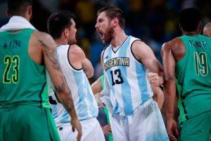 Nocioni (Foto: FIBA)