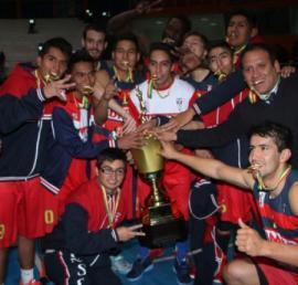San Simón de Cochabamba, vigente campeón de Bolivia