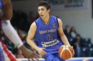 Lucio Redivo (Foto: FIBA)