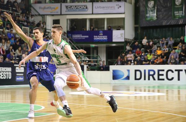 Nico de los Santos (Foto: Jose Jimenez Tirado/FIBA)
