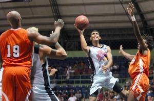 Gelvis Solano (Foto: Dominicanos en Basket)