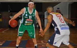 Emilio Taboada (Foto: Basquet Caliente)