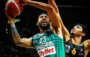 Augusto Lima (Foto: Euroleague)