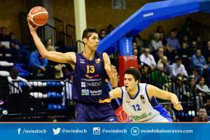 Felipe dos Anjos (Foto: CB Oviedo)