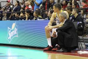 Andy Panko y Paco Olmos (Foto: Fuerza Regia)