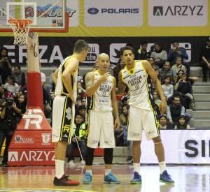 Panko, Rivera y Anderson (Foto: Fuerza Regia)