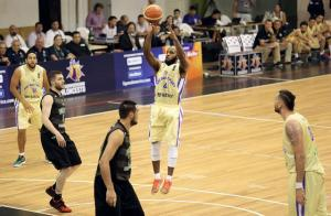 Larry Taylor (Foto: FIBA)