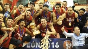 Leones de Quilpue, campeón de la Copa Chile 2016 (Foto: Cooperativa.cl)