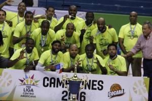 Correcaminos de Colón, campeón del Centroamericano 2016 (Foto: Fesabal)