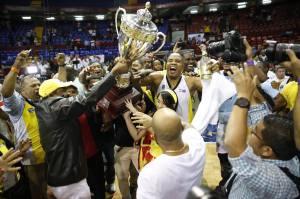Correcaminos de Colón, campeón de la LPB 2016