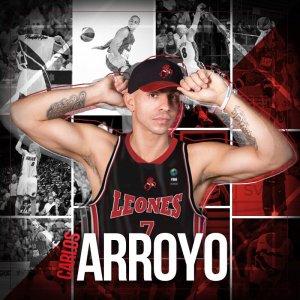 Carlos Arroyo (Foto: @LeonesPonceBSN)