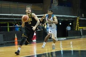 Pepo Barral y Gervis Solano (Foto: Obras Basket)