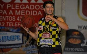 Andrés Dotti (Foto: Basquet Caliente)
