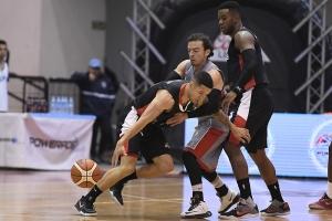 Heissler Guillent y Evandro Arteaga (Foto: FIBA Américas)