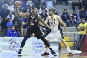 Leon Rodgers y Andy Panko (Foto: FIBA Américas)