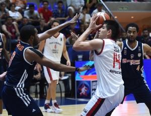 Jesús Centeno y Gabriel Deck (Foto: FIBA Américas)