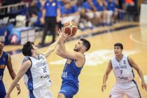 Lucio Redivo y Luciano Parodi (Foto: FIBA)