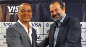 Sergio Hernández y Federico Susbielles (Foto: CABB)