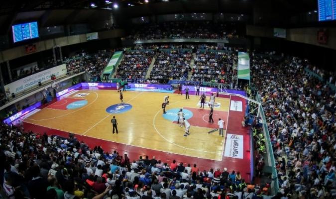 Vinotinto Baloncesto Parque Miranda