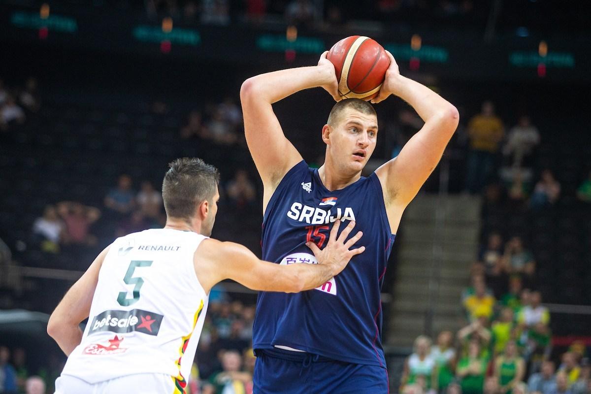 Nikola Jokic, la estrella de Serbia